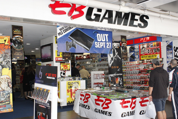 EB Games Australia Offering NX Pre Orders