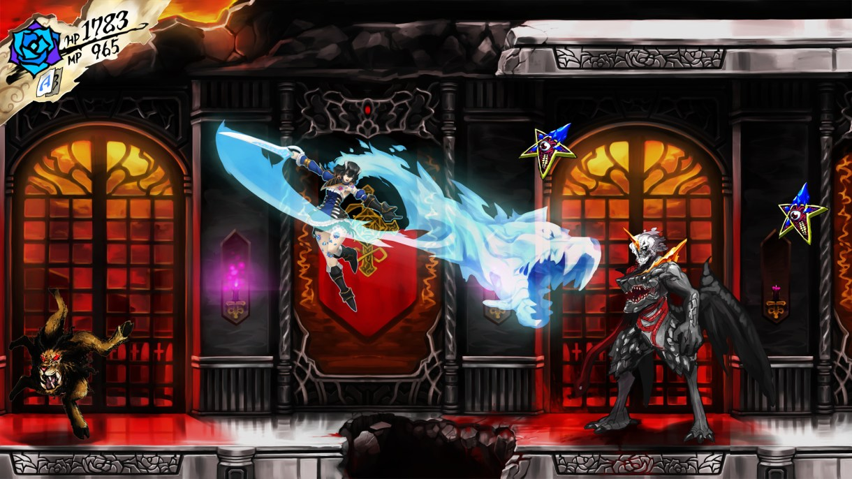 Image result for bloodstained ritual of the night gameplay