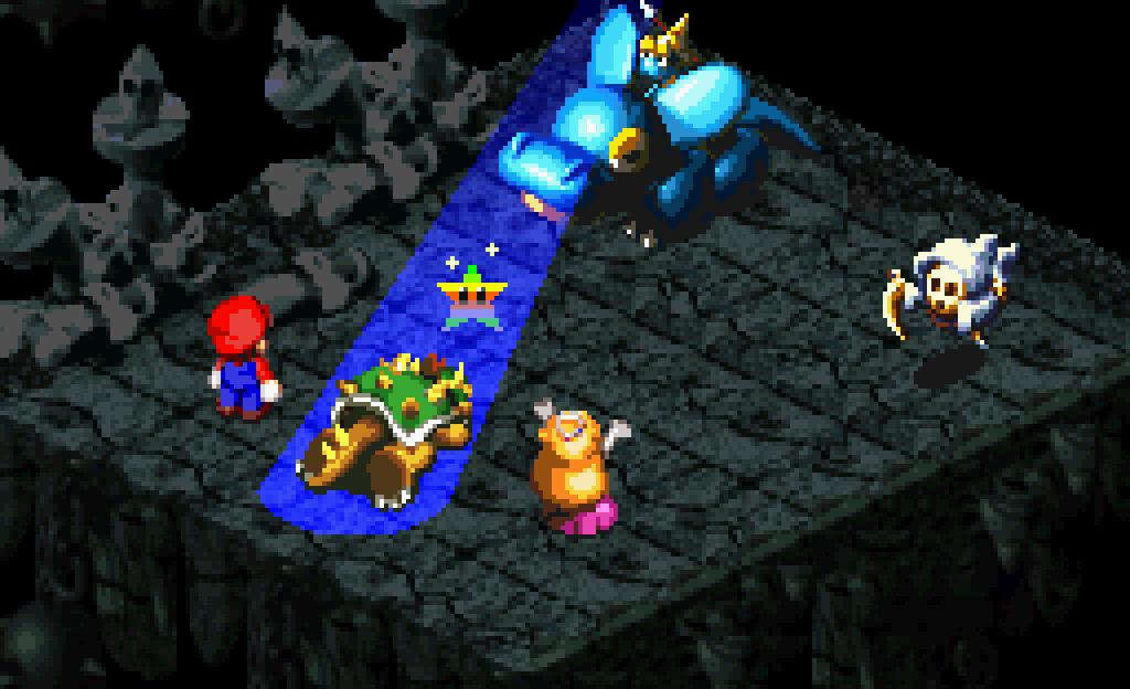 Play Super Mario RPG On Your Wii U Now