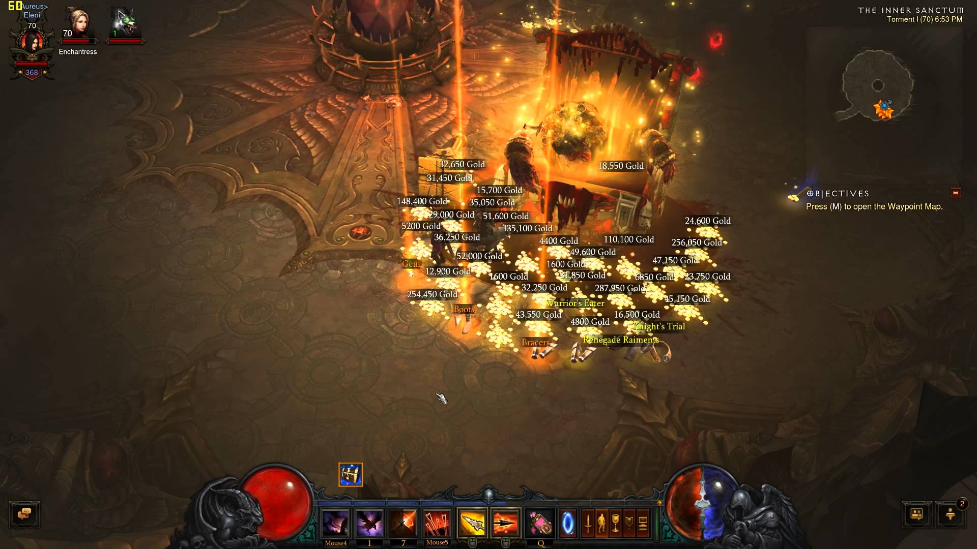 Diablo III Is Getting Three More Difficulty Levels