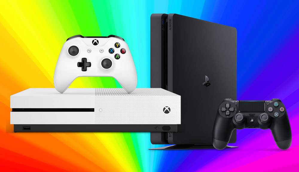 Complete Roundup Xbox One S PS4 Slim Black Friday Deals