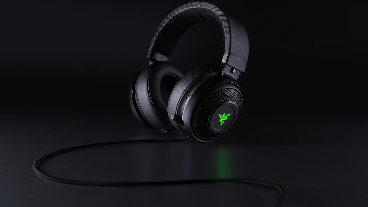 Review Razer Kraken 71 V2 Gaming Headset