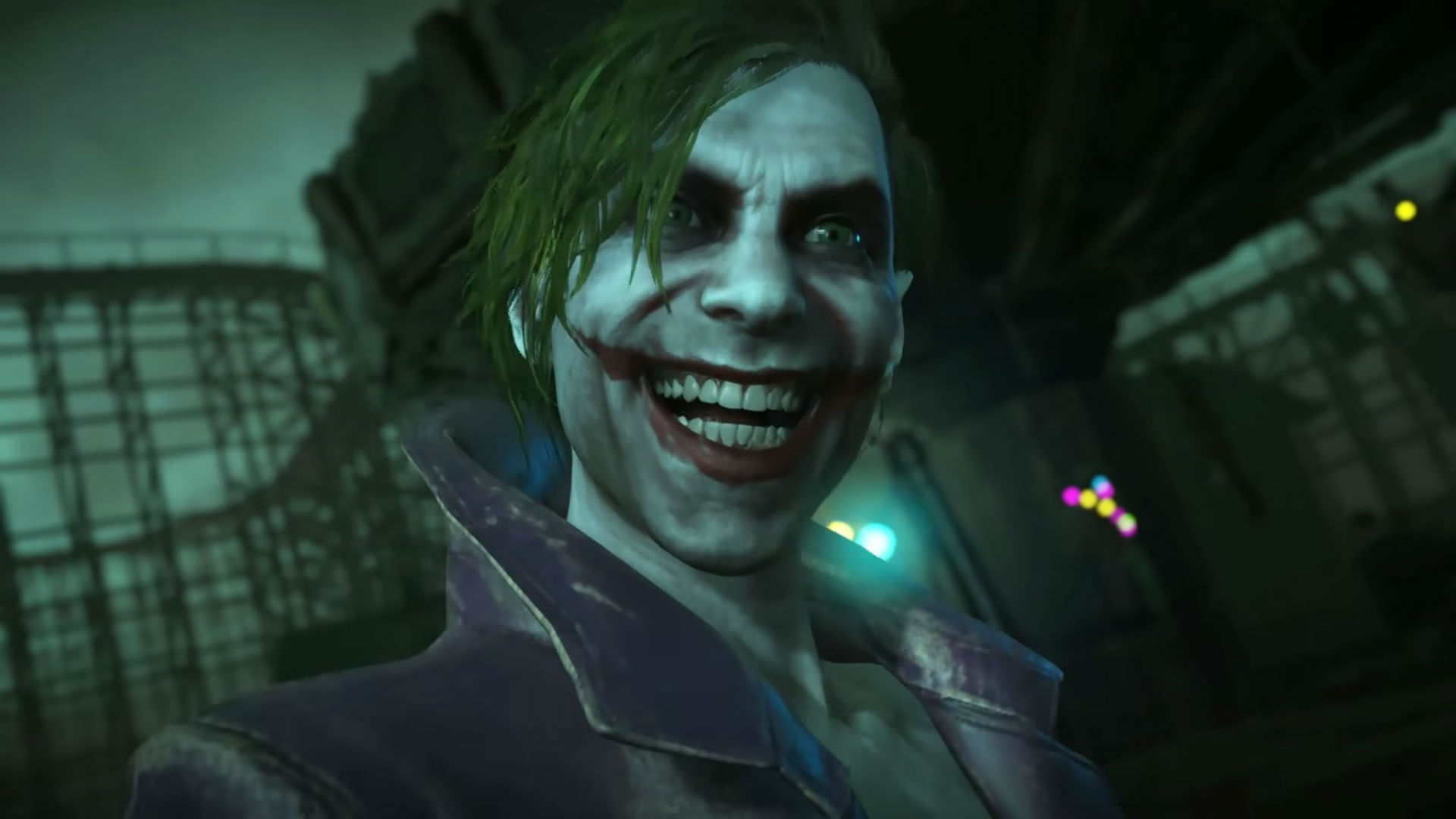 Joker Puts A Smile On That Face In Newest Injustice 2