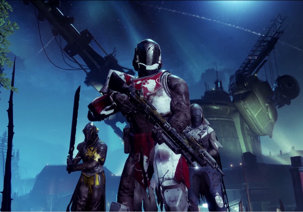 Destiny 2 Looks Pretty Darn Cinematic Compared To The First