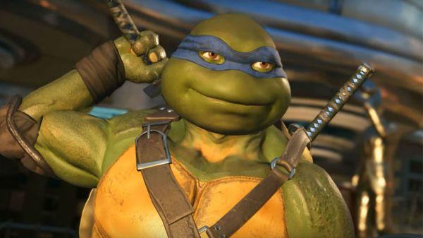 Sick Teenage Mutant Ninja Turtles Leo - Year of Clean Water
