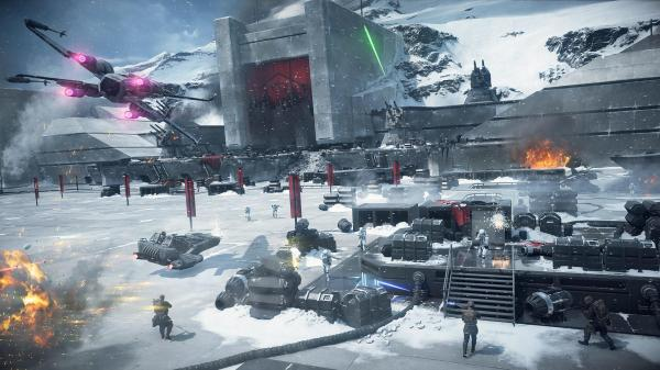 Ea Dice Finally Sets Star Wars Battlefront Ii' Big