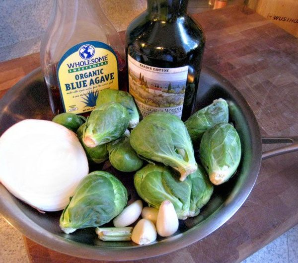 Brussel Sprouts recipe, Vegas blog, Latino family