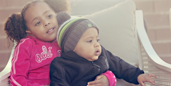 kids fashion, interracial family, #cookieskids
