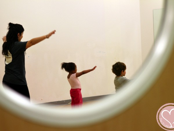 raising independent kids, biracial baby, vegas blog, kidville, kidville las vegas, positive parenting