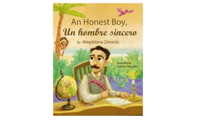 Author Magdalena Zenaida An Honest Boy