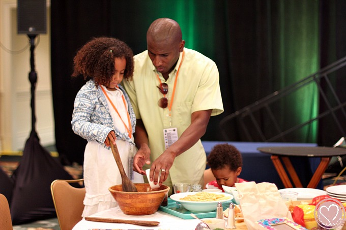 Creating Meaningful Meals at Family Forward