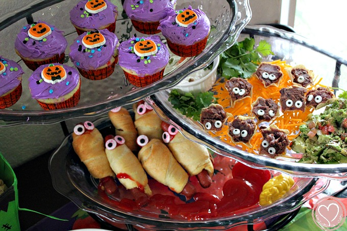 Halloween Party Food Ideas That Are Easy And Fun De Su Mama
