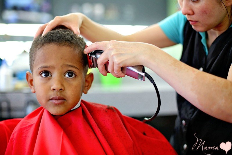 little boy haircuts the
