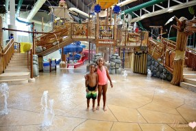 Howl-O-Ween at Great Wolf Lodge Southern California