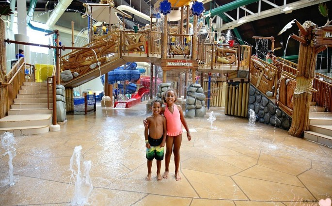 Great Wolf Lodge Howloween Holiday Fun