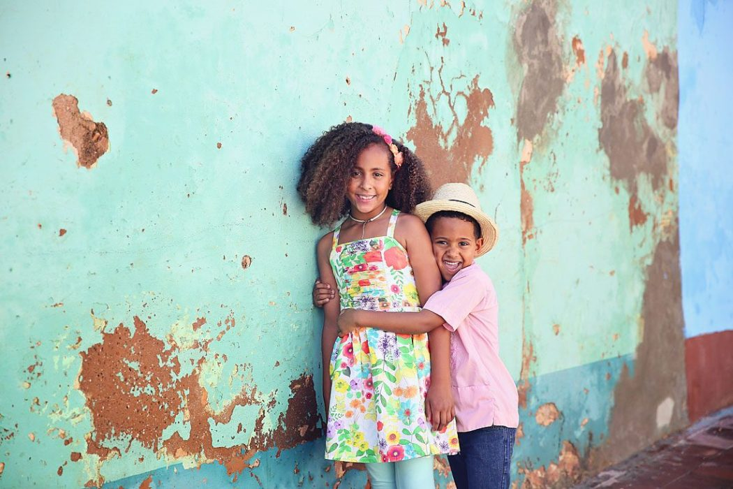 Cuba with kids is the slow living self care moms really deserve