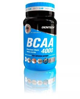 GENTECH BCAA 4000 (120 Comp)