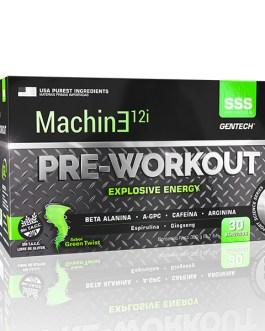 GENTECH Machine Pre Workout 12I (30 Serv)