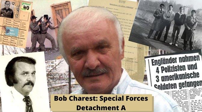 Bob Charest Interview
