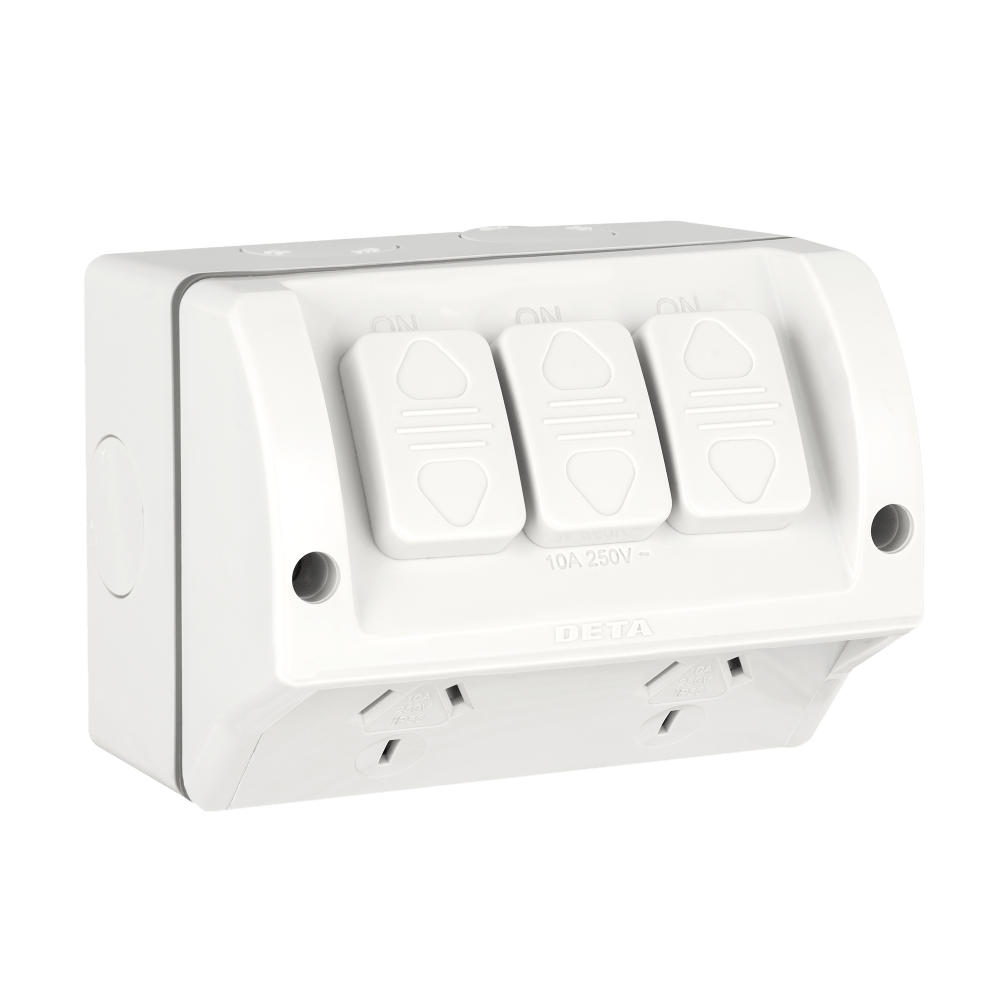 medium resolution of double outlet outdoor switch
