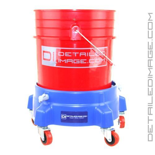 DI Accessories Bucket Dolly  Blue  Free Shipping Available  Detailed Image