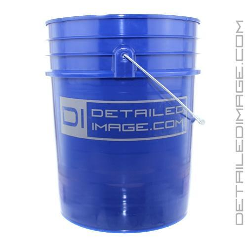 DI Accessories 5 Gallon Bucket  Blue  Free Shipping Available  Detailed Image