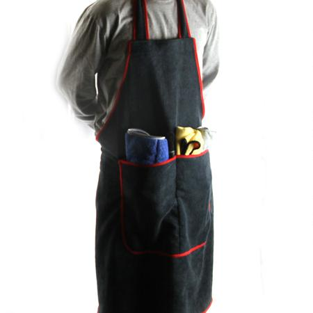 DI Microfiber Detailing Apron  Free Shipping Available  Detailed Image