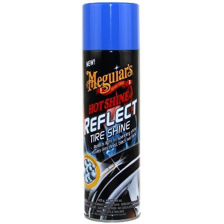 Meguiars Hot Shine Reflect Tire Dressing  15 oz  Free