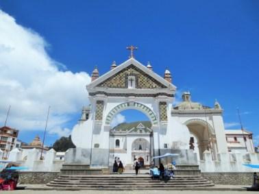Kathedrale Copacabana