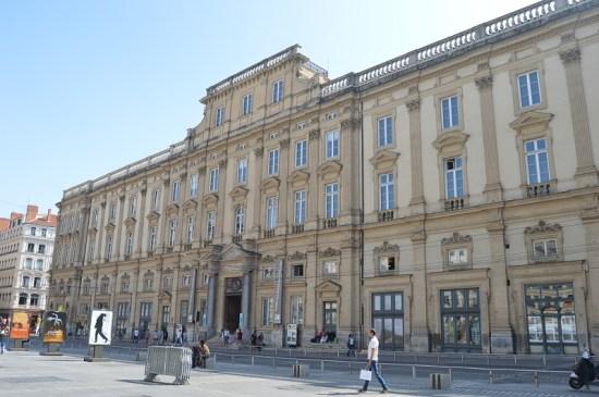 Rathaus lyon