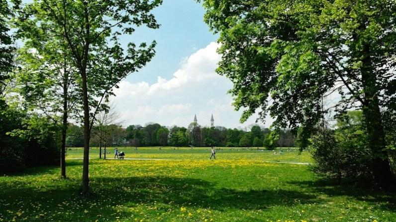 Englischer Garten München 3
