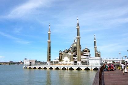 Terengganu Kristallmoschee