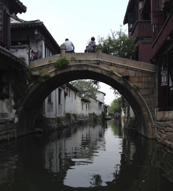 Zhouzhuang chinesisches Venedig
