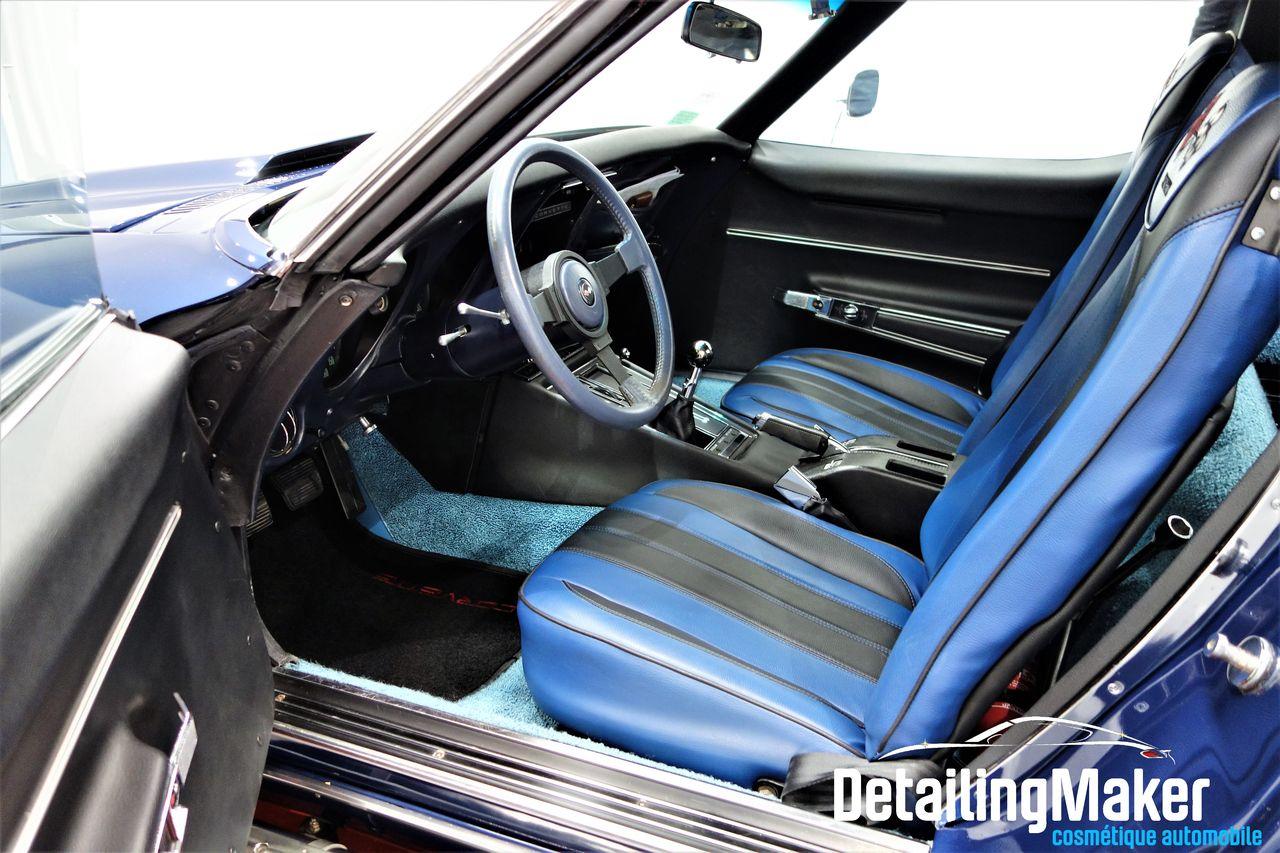 Rnovation cuir automobile redonner vie  lintrieur de