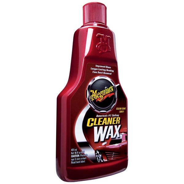 Meguiars Cleaner Wax  16 oz liquid