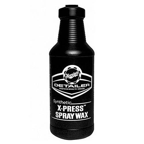 Meguiars Synthetic XPress Spray Wax Bottle D20156  32 oz