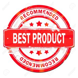 "The ""best"" product"