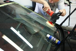 What is a glass polish