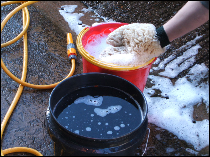 2-bucket method