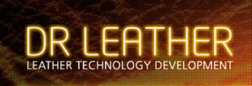 Dr Leather logo