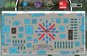 Waxstock 2017 floorplan
