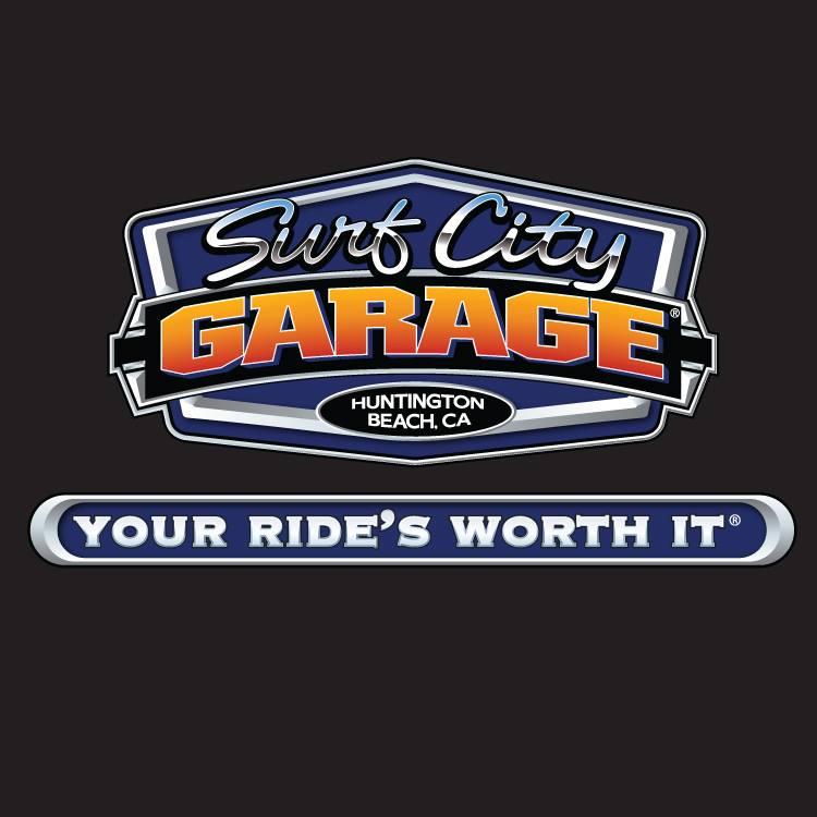 Surf City Garage Logo