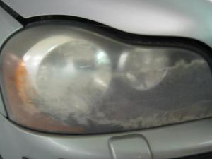 How to headlight polishing