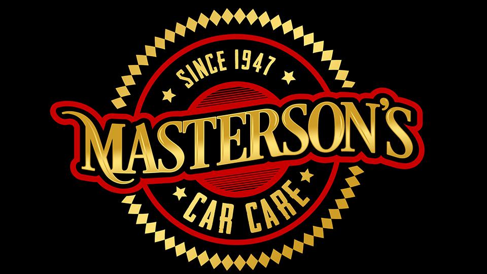 Masterson's Car Care Logo