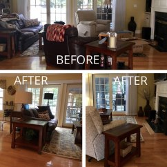 Diy Small Living Room Makeover Art Painting For One Day Interior Design In Monson Ma Details Full Service Interiors
