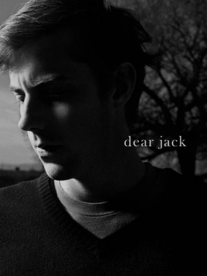 Jack's Mannequin Dear Jack EP Album Cover