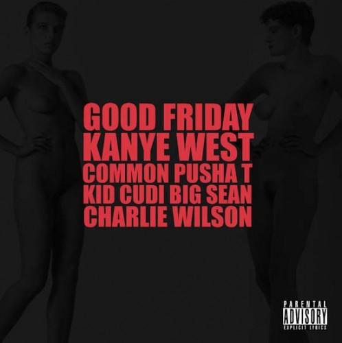 Kanye West - Good Friday