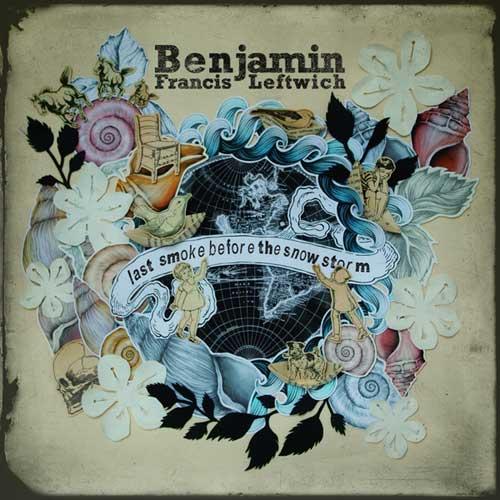 Benjamin Francis Leftwich - Atlas Hands (Mike Skinner Remix)