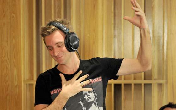 DJ Fresh Live Lounge