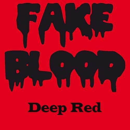 Fake Blood Deep Red